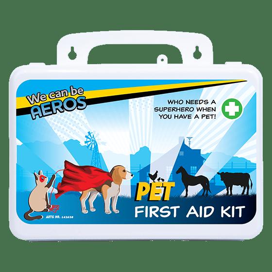 Pet First Aid Kit – AFAK2WSP>